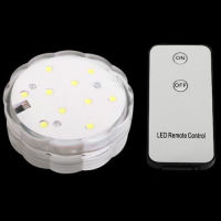 Logo Base led submersible blanc ar1566