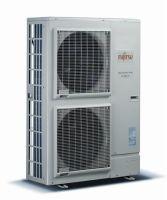 Logo Pompe à chaleur split, air-eau inverter, ecs intégré alfea excellia duo 10.8 kw 400 v tri 385092